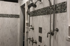 Tile Walk-In Shower